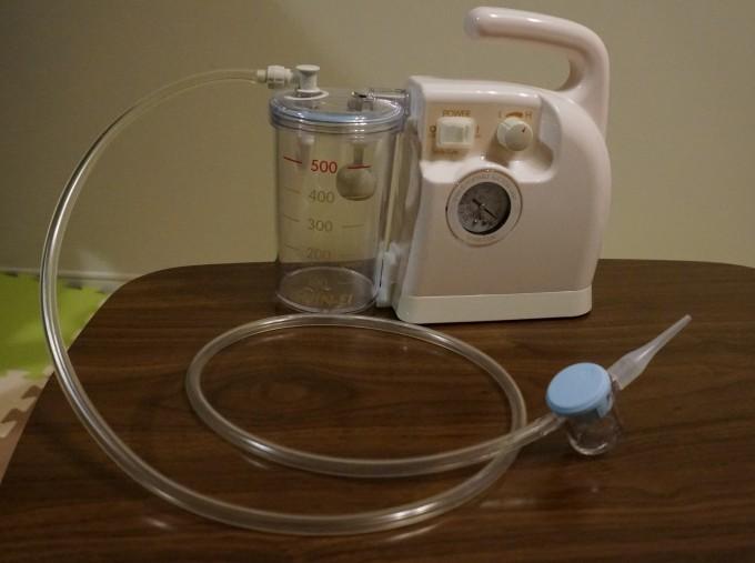 電動鼻水吸引器 (3)