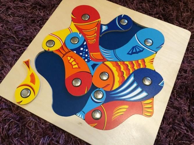 魚つりパズル (1)