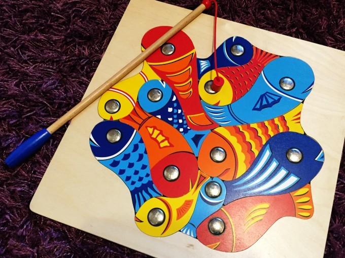 魚つりパズル (3)
