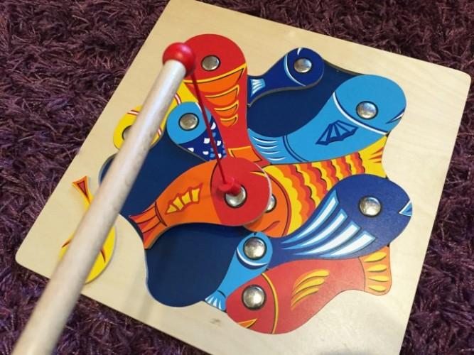 魚つりパズル (2)