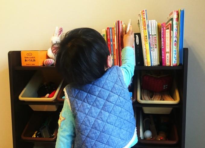 おもちゃ収納ラック (6)