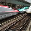 プラレール E5系新幹線&E6系新幹線連結セット!大人気の新幹線はやぶさ&こまちで大満足