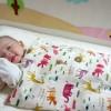 寝付けない赤ちゃんのためのまみぃぐうぐう!適度に包まれて快適に眠れる