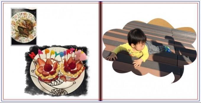 フォトブック装飾 (2)