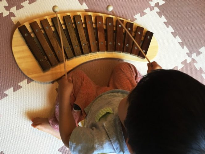 ボーネルンド木琴 (5)