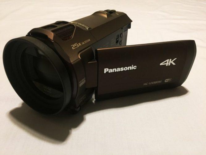 ビデオカメラ(2)