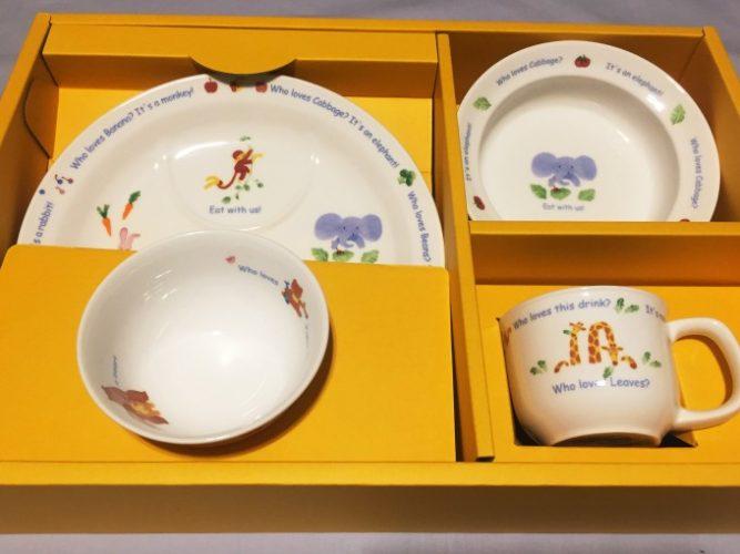 子ども食器セット (2)