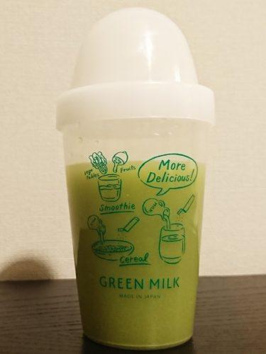 グリーンミルク(5)