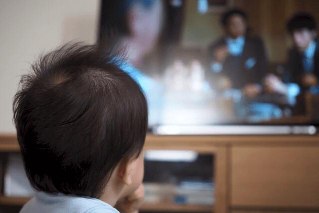 幼児テレビ(1)
