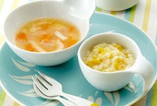 離乳食初期食べさせ方(3)