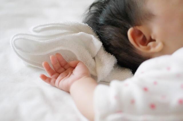 生後3か月睡眠時間(2)