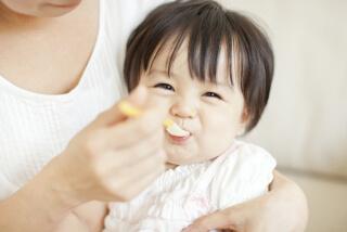 離乳食初期食べさせ方(2)