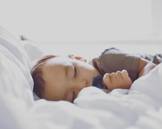 一歳昼寝(1)