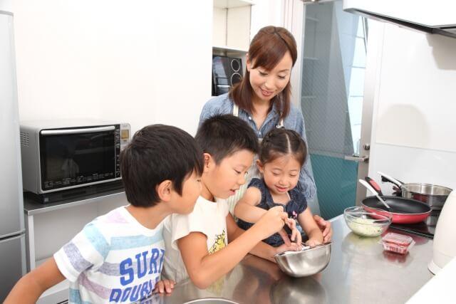 幼稚園夏休み過ごし方(4)