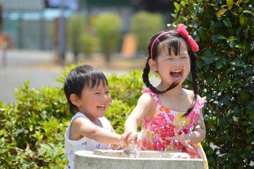 幼稚園夏休み過ごし方(1)