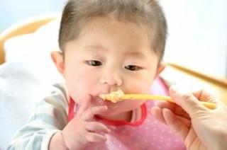 離乳食初期おかゆ(1)