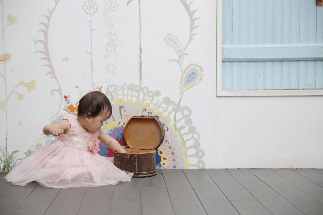 1歳誕生日何する(3)