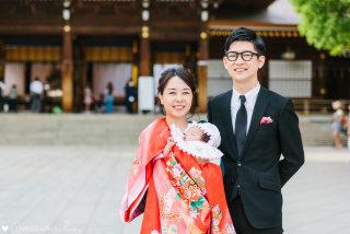 お宮参り男の子いつ(1)