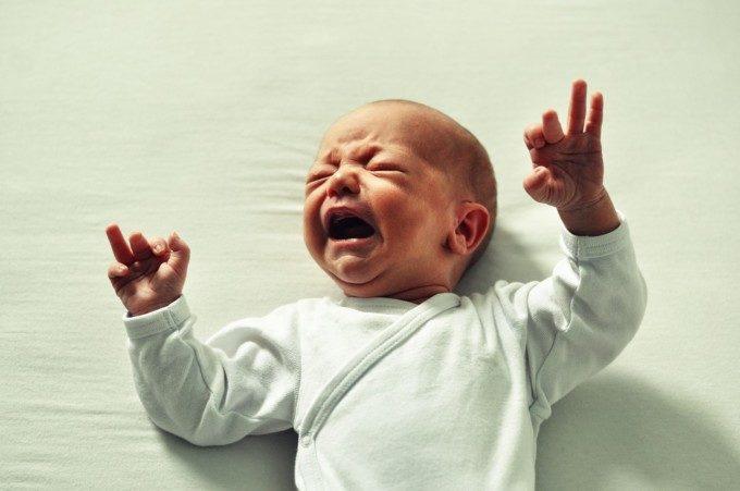 新生児夜泣き(1)