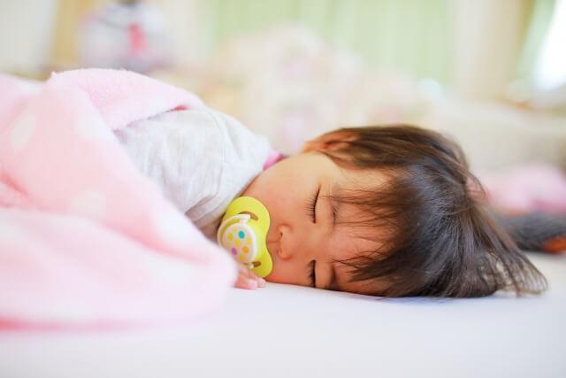 2歳寝かしつけ(1)
